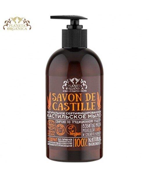 Kastylijskie Mydło do Mycia, Planeta Organica, 500 ml