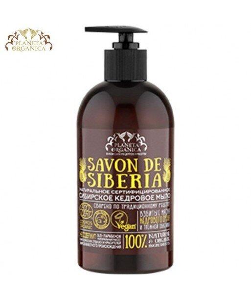 Syberyjskie Mydło do Mycia, Planeta Organica, 500 ml