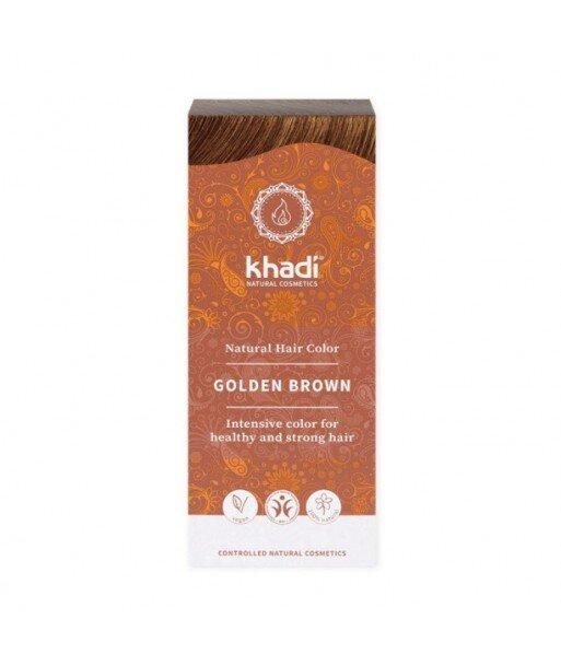 Henna Khadi Złoty Brąz