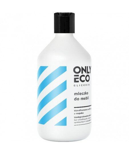 Mleczko do czyszczenia i pielęgnacji mebli 500 ml ONLYECO