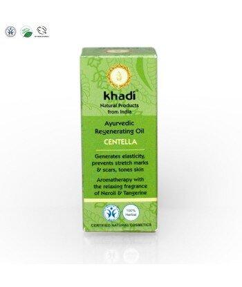 Ajurwedyjski olejek przeciwzmarszczkowy Khadi 10 ml