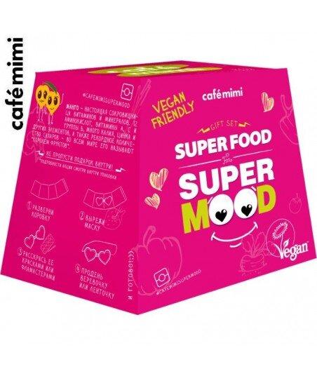 Zestaw upominkowy SUPER FRUIT, Cafe Mimi