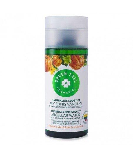 Woda micelarna z dynią 150ml, GREEN FEEL'S