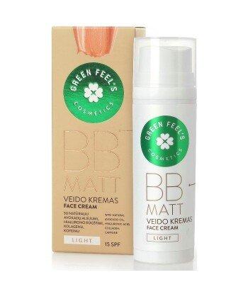 Krem BB Matt Light 50ml GREEN FEEL'S