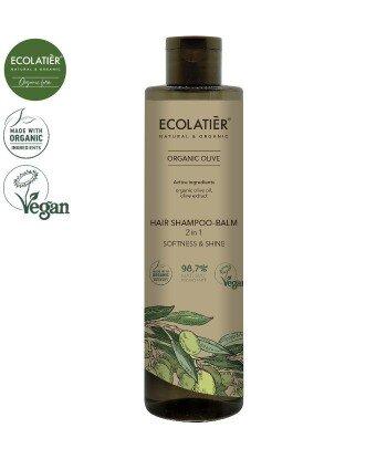 OLIVE Szampon-balsam 2w1, 350 ml ECOLATIER