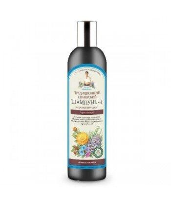 Tradycyjny syberyjski szampon do włosów No 1 na cedrowym propolisie - wzmacniający, 550ml