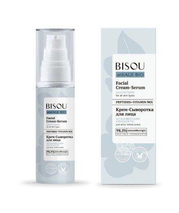 Multiwitaminowy krem-serum do twarzy, wszystkie typy skóry, 30, 40, 50+, 50ml BISOU