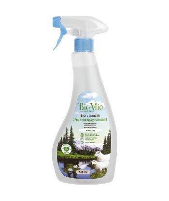 BIO-Płyn do mycia szyb, luster i plastiku bezzapachowy 500 ml