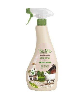 BIO-Spray do kuchni z olejkiem trawy cytrynowej 500 ml