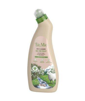 BIO-Płyn do czyszczenia WC z olejkiem drzewa herbacianego 750 ml