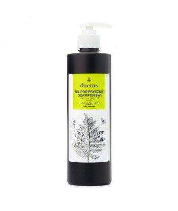 Żel pod prysznic i szampon 2w1 - Duetus 500 ml - SYLVECO