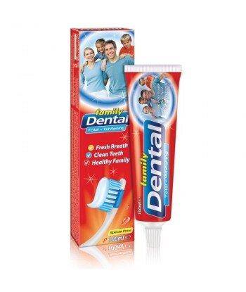 DENTAL Family Wybielająca pasta do zębów, 100 ml