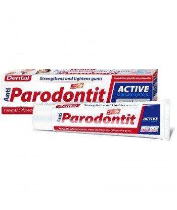 DENTAL Antiparodontit Pasta do zębów Aktywna wzmacniająca, 100 ml
