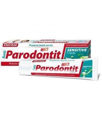 DENTAL Antiparodontit Pasta do zębów wrażliwych SENSITIVE,100 ml