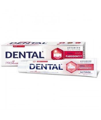 DENTAL PRO Pasta do zębów przeciwko parodontozie, 75 ml