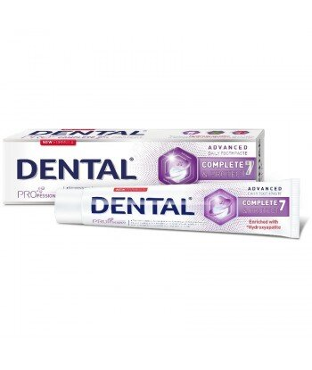 DENTAL PRO Pasta do zębów Kompleksowa ochrona, 75 ml