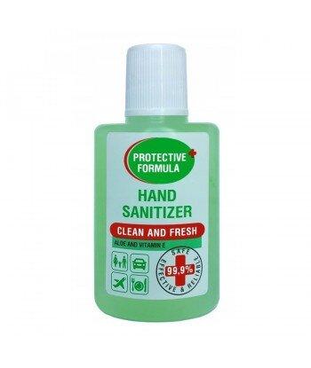 Sanitizer ANTYBAKTERYJNY Żel do rąk z aloesem i witaminą E, 30 ml - Fitokosmetik