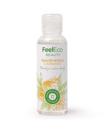 Mydło w płynie z Arniką, Feel Eco, 100 ml