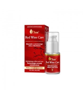 Red Wine Care Eliksir pod oczy 15ml