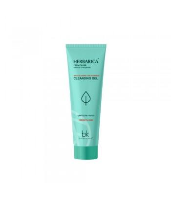 Żel-pianka do twarzy miękkie oczyszczanie Herbarica, 80g, Belkosmex