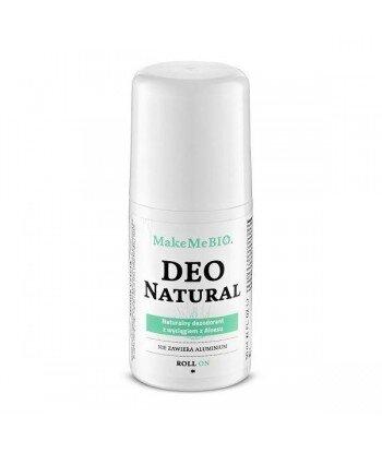 Deo Natural - Naturalny dezodorant z wyciągiem z aloesu