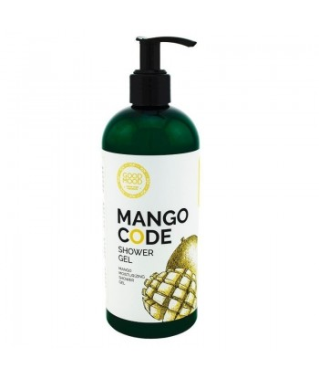 Nawilżający żel pod prysznic z mango do skóry normalnej, 400ml, Good Mood