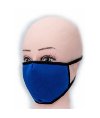 Maska ochronna materiałowa trójwarstwowa bawełniana (B3)