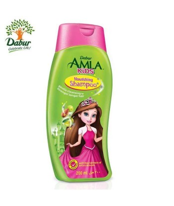 Dabur Odżywczy szampon Amla Kids 200ml