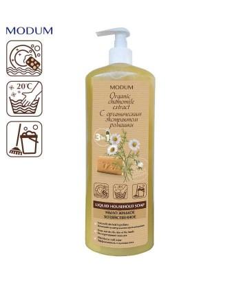 MODUM Gospodarcze mydło w płynie RUMIANEK, 925 ml