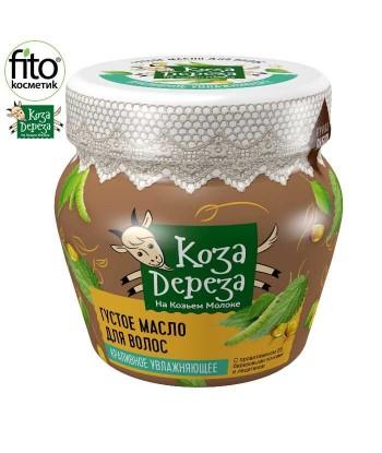 Gęsty olejek do włosów pokrzywowy 175 ml Koza Dereza - Fitokosmetik