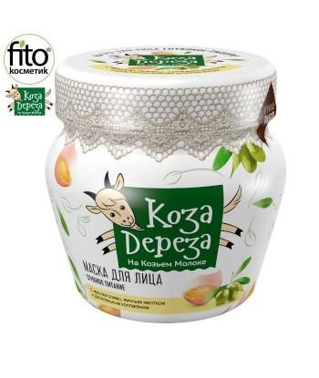 Maska do twarzy Głębokie odżywianie 175 ml Koza Dereza - Fitokosmetik