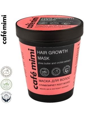 CAFE MIMI Maska do włosów Aktywacja wzrostu, 220 ml