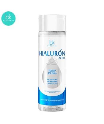Tonik do twarzy. intensywne nawilżanie. blask skóry, 200g HIALURON ACTIVE, Belkosmex