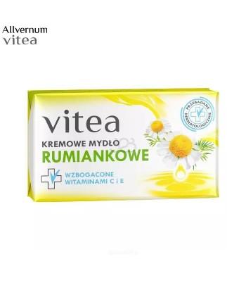 Vitea Kremowe mydło rumiankowe - 100 g