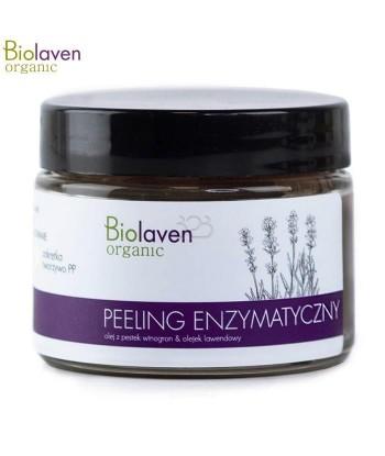 Biolaven Peeling enzymatyczny do twarzy, 45ml
